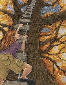 Cover art for Out on a Limb, Key Porter Books