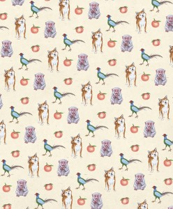Endpapers (Peach Girl)